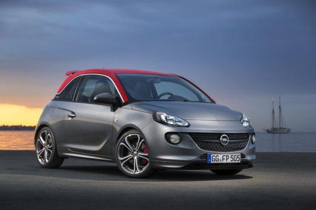 Salon Pary� 2014 | Opel Adam S | Poskromi� mas�