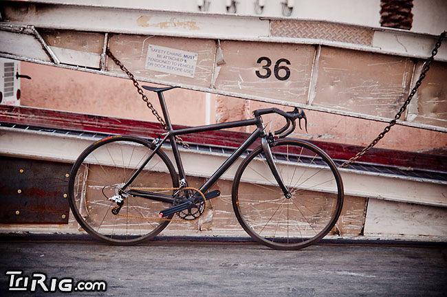 Najlżejszy rower świata?