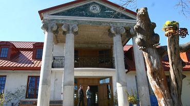 Poświęcenie i oddanie do użytku posiadłości w Bobrówce, 14.04.2007 r.