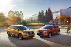 Nowy Ford Edge | Od 2015 roku w Europie