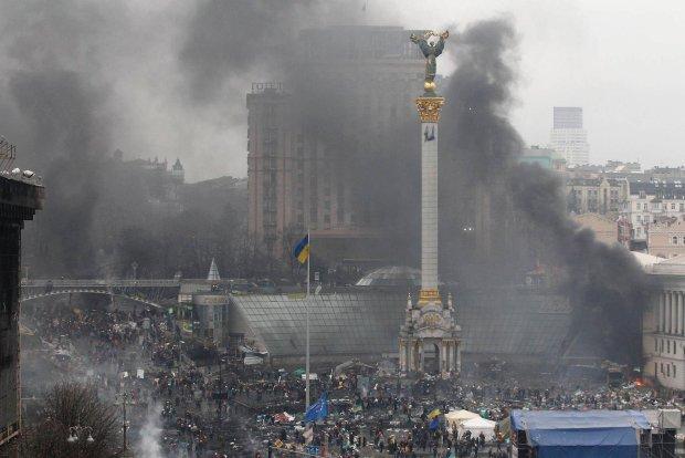 Miedwiediew: W�adze Ukrainy powinny broni� ludzi, by o w�adze nie wycierano n�g jak o szmat�