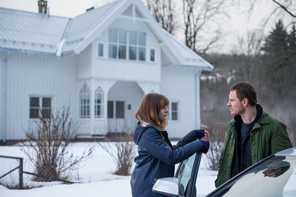 Michael Fassbender jako Harry Hole w ekranizacji powieści Jo Nesbo 'Pierwszy śnieg' / Fot. Jack English / Universal Pictures
