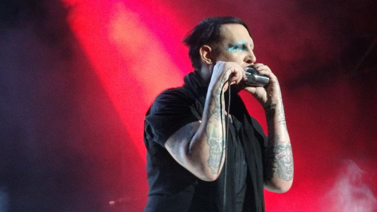 Marilyn Manson, koncert w Rzymie, 25.07.2017