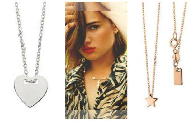 Naszyjnik celebrytka - nasz przegląd biżuterii do 50zł