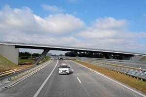 Otwarcie i puszczenie ruchu na ostatnim odcinku autostrady A4