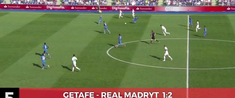Top 5 La Liga. Nerwy Realu i Barcelony, Valencia z wysypem bramek [ELEVEN SPORTS]