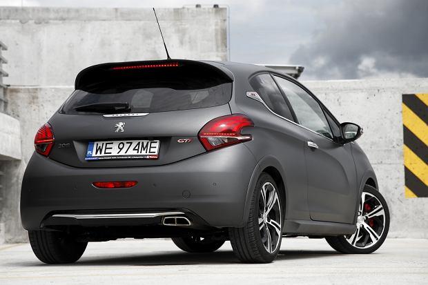 Peugeot 208 GTi | Test | Miejski Król Lew