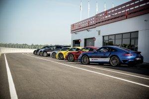 Porsche On Track | Auto 24 Ring | Granice wytrzymałości