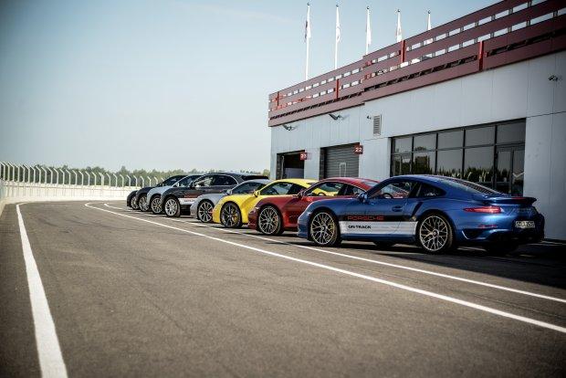 Porsche On Track | Auto 24 Ring | Granice wytrzyma�o�ci