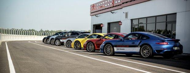 Porsche On Track   Auto 24 Ring   Granice wytrzymałości