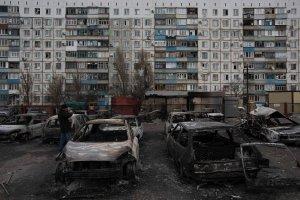 """Moskwa chce kolejny kawa�ek Ukrainy? Ekspert: """"Bez komunikacji l�dowej Krym jest nie do utrzymania. Mariupol jest po drodze"""""""