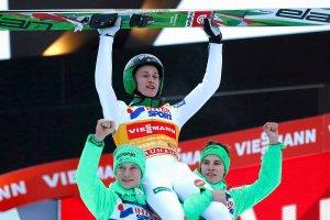 Skoki narciarskie w Bischofshofen Transmisja w TVP Sport. Ogl�daj na �ywo! Relacja na Sport.pl