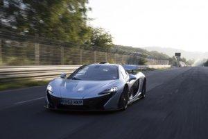 McLaren P1 najszybszy na Nurburgringu?