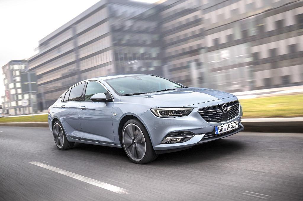 Test Opel Insignia Grand Sport 1.5 Turbo 165 KM