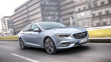 Test Opel Insignia Grand Sport 1.5 Turbo 165 KM