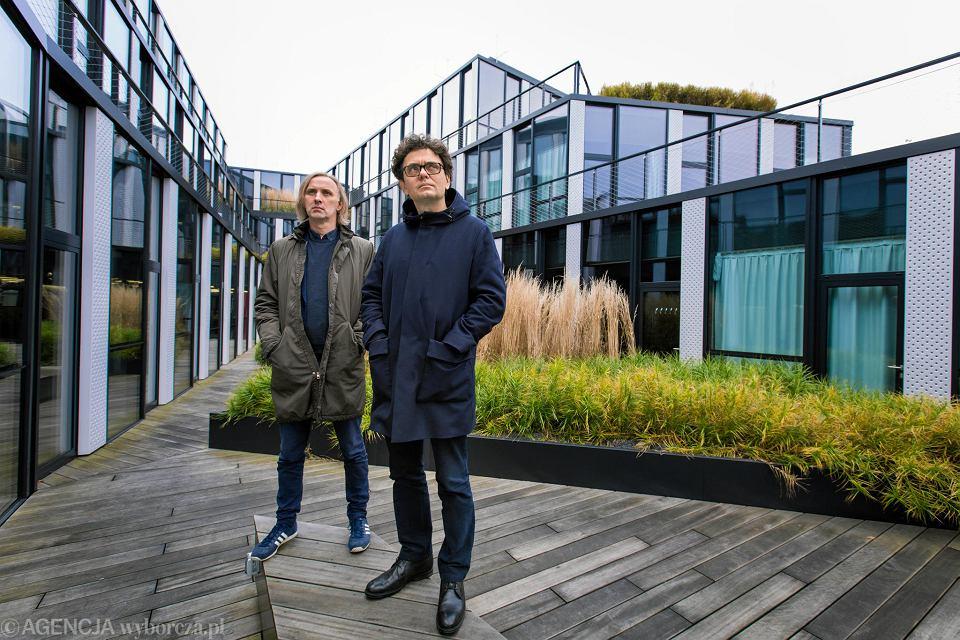 Marcin Kościuch i Tomasz Osięgłowsk z Ultra Architects