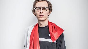 Rafal Madajczak, redaktor naczelny ASZDziennika