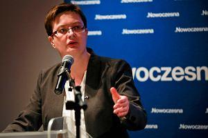 Katarzyna Lubnauer przewodnicz�c� Nowoczesnej w ��dzkiem