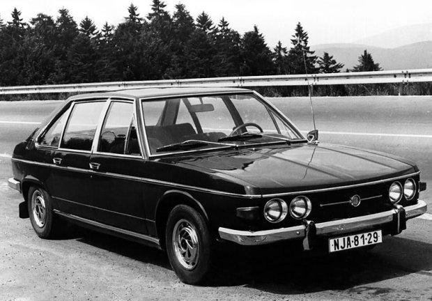 Tatra T613 z 1974