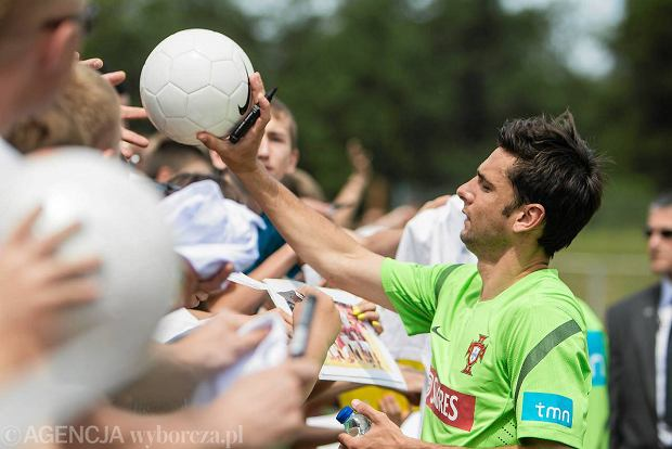 Portugalia trenuje w Opalenicy. Ka�dy chce zdj�cie z Cristiano Ronaldo