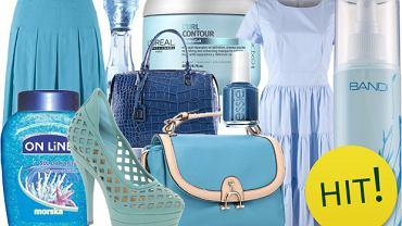 Fokus na: odcienie niebieskiego