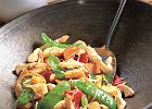 Sma�ony kurczak z  warzywami