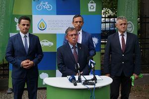 Przejęty przez PiS fundusz ochrony środowiska robi kampanię kandydatowi PiS na prezydenta Szczecina