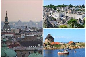8 mniej znanych miejsc w Europie na kr�tkie wypady