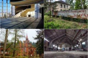 Maj�wka 2015 - nietypowo, bo w stylu urbex. 4 miejsca, kt�re zachwyc� mi�o�nik�w miejskiej eksploracji