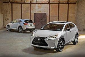 Salon Pekin 2014 | Lexus NX | Kolejny SUV