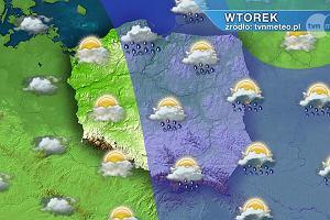 Prognoza pogody do czwartku. Po burzowym wtorku ciepło i słonecznie