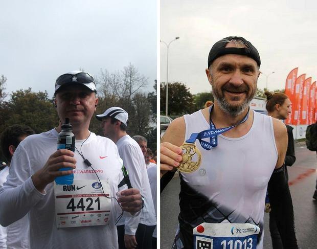 Paweł Żuk, metamorfoza biegacza
