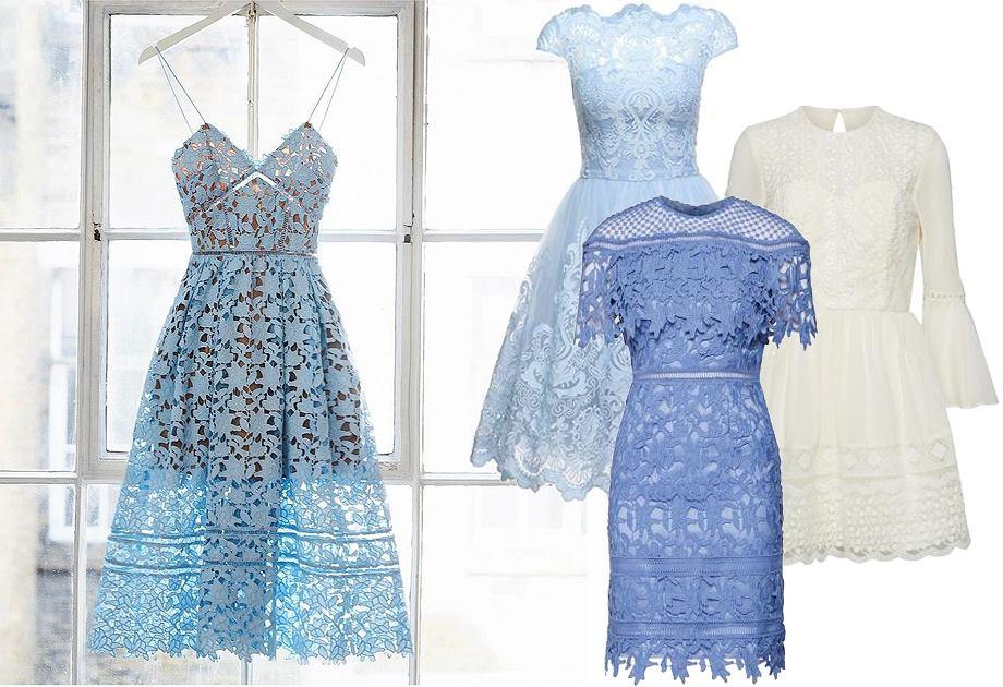 f7081d076a Sukienka koronkowa na specjalne okazje - romantyczna i zmysłowa