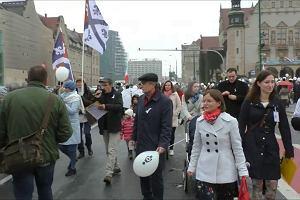 """Biały Marsz w Poznaniu: """"tak dla życia!"""""""