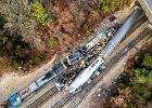 USA: Katastrofa kolejowa w Karolinie Południowej