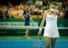 BNP Paribas Katowice Open. Chimeryczna Agnieszka Radwa�ska nie zagra w finale