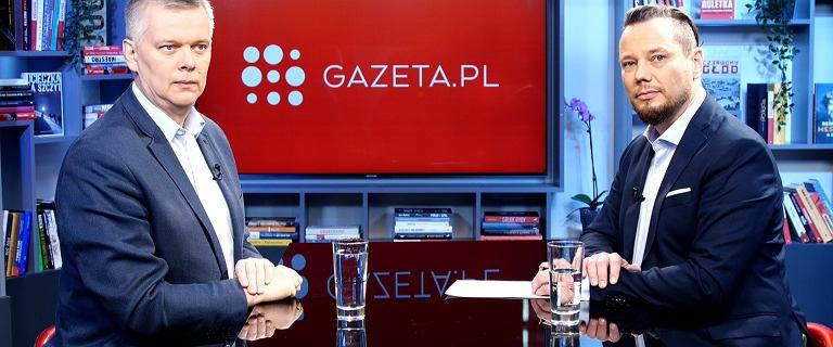 Tomasz Siemoniak dla Gazeta.pl: Mateusz Morawiecki to pan Hyde