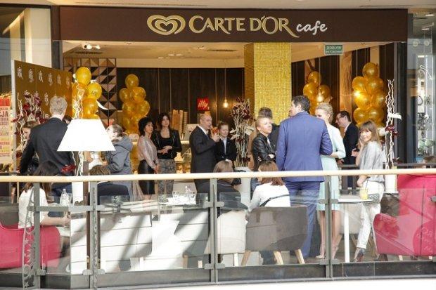 Carte d'Or Cafe - otwarcie w Centrum Handlowym Arkadia