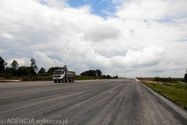 Autostrad� do Rzeszowa na Wszystkich �wi�tych