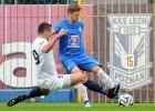 Lech Poznań - Pogoń Szczecin 0:0 w sparingu rozegranym we Wronkach. Barry Douglas