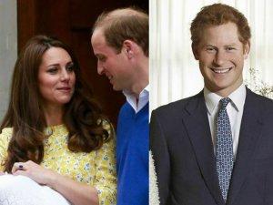 Ksi�na Kate, ksi��� William, ksi��� Harry