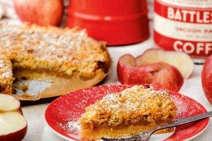 Ciasto z jabłkami - 15 przepisów na sezon