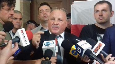 Piotr Rybak, który spalił kukłę Żyda na Rynku, posiedzi w więzieniu