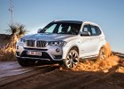 Salon Genewa 2014 | BMW X3 po liftingu