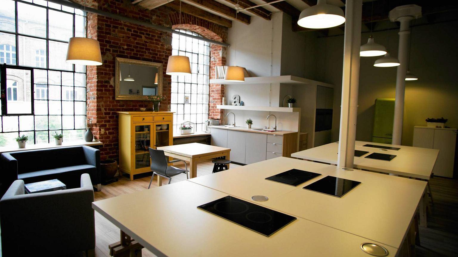 Kuchnia Baccaro  studio kulinarne w OFF Piotrkowska  zdjęcie nr 5 -> Kuchnia Gazowa Lodz