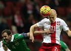 Polska wygra�a z Irlandi� i zagra na Euro 2016! Ca�y mecz Micha�a Pazdana