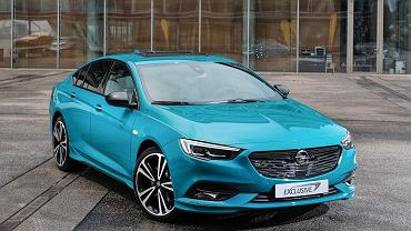 Opel Insignia Exclusive 2017