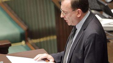 """Minister Mariusz Kamiński podczas """"audytu"""""""