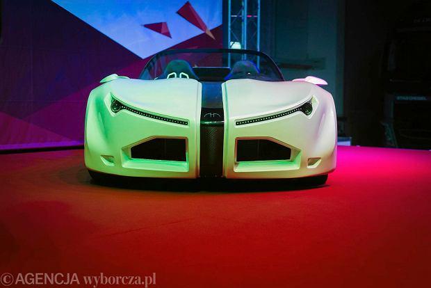Hydrocar | Wodorowy samochód z Polski