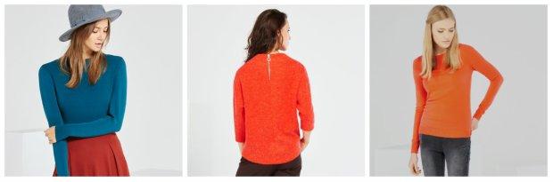 kolorowe swetry z reserved.com
